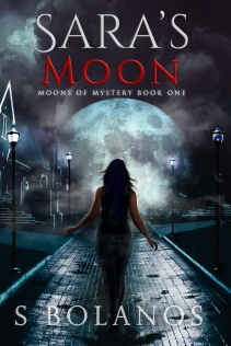 Sara's Moon ebook cover